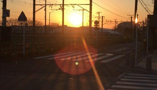 【散歩道】朝日を浴びながら、相模原の街をを歩く。体と心のメンテナンス。【マインドフルネス】